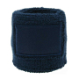 Towel Wristband One Size Navy