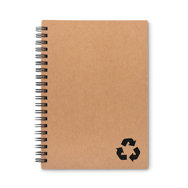 PIEDRA - 70 lined sheet ring notebook