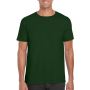 Gildan T-shirt SoftStyle SS for him forest green M