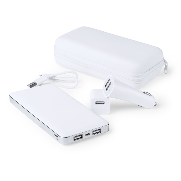 Power Bank Set Atazzi