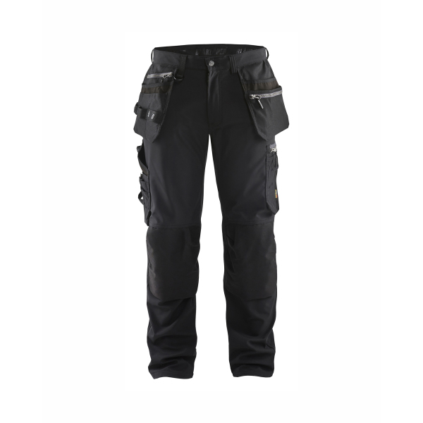 Softshell werkbroek