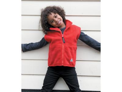 Kids/Youths Polartherm™ Fleece Bodywarmer