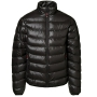 Quilted jacket Black, XL