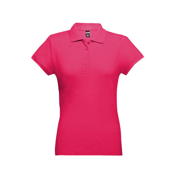 THC EVE. Women's polo shirt