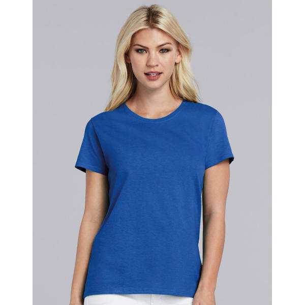 Ladies' Heavy Cotton T-Shirt