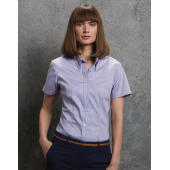 Ladies Corporate Oxford Bluse.