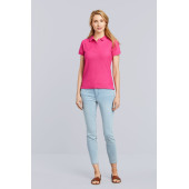 Gildan Polo Premium Cotton Double Pique SS for her