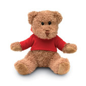 JOHNNY - Teddybeer met sweatshirt