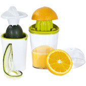 Juicee 2-in-1 juicer en spiraalsnijder
