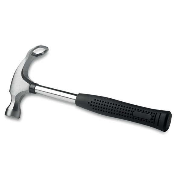 BIERHAMMER - Hammer with bottle opener