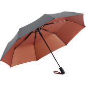AC mini umbrella FARE®- Doubleface - grey/copper