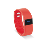 Activity Tracker rood