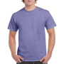 Gildan T-shirt Heavy Cotton for him violet XXL
