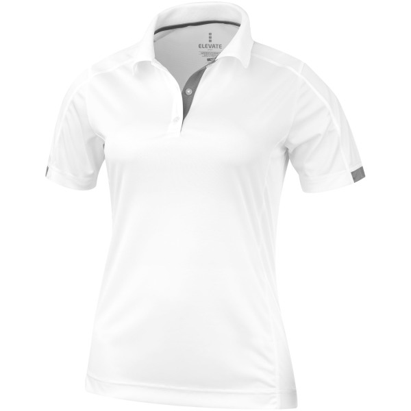 Kiso cool fit dames polo met korte mouwen