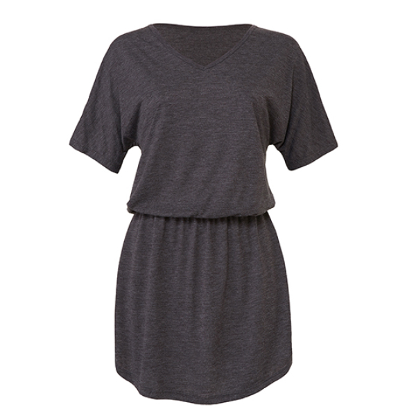 Women´s Flowy V-Neck Dress