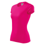Fantasy T-shirt Ladies neon pink S