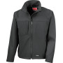 Classic softshell jacket black 3xl