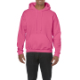 Gildan Sweater Hooded HeavyBlend for him Safety Pink XXL