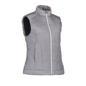 Ladies' quilted lightweight vest