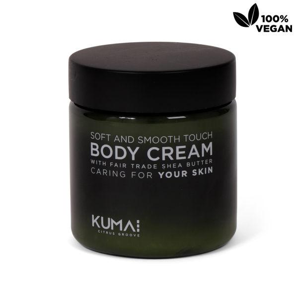 KUMAI Citrus Groove Bodycreme 200ML