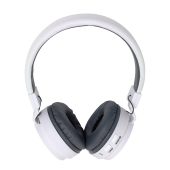 Bluetooth Headphone FREE MUSIC, white