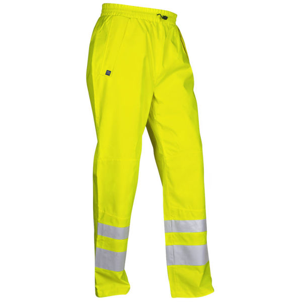 6601 ALL-ROUND TROUSER ORANGECLASS 3 XXXL