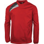 sporty red / black / storm grey xs