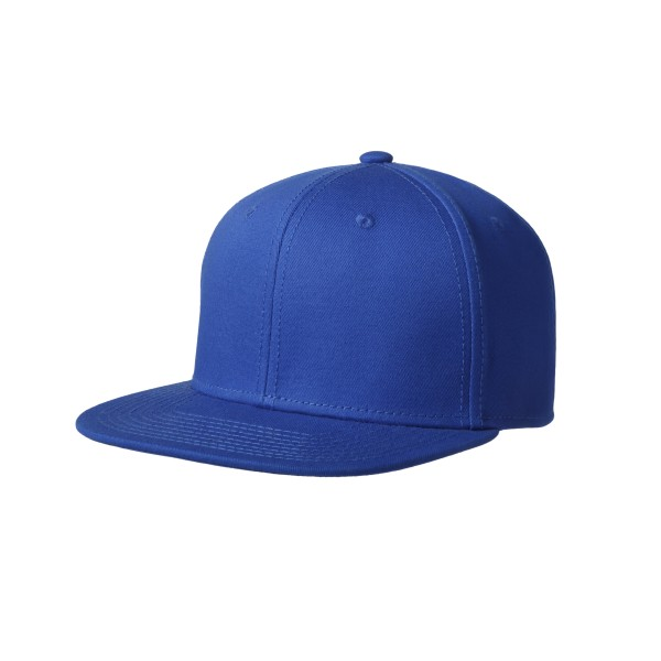 Original Snap Back Flat Visor Cap
