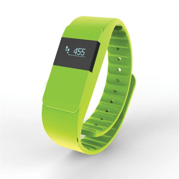Activity tracker Keep fit, zwart
