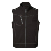 Worker soft shell vest