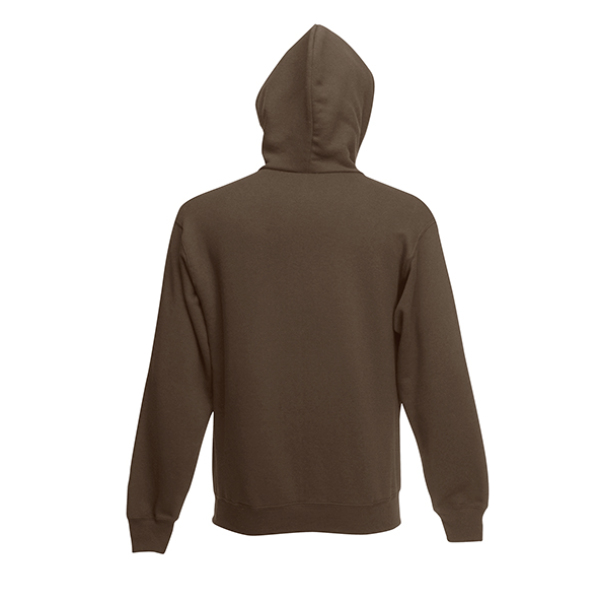 Premium Hooded Zip Sweat