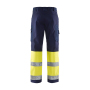 Softshell werkbroek High Vis