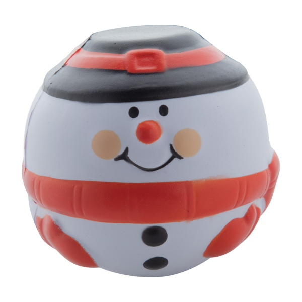 Snowman - anti stress bal