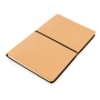 Moderne deluxe softcover notitieboek A5, bruin