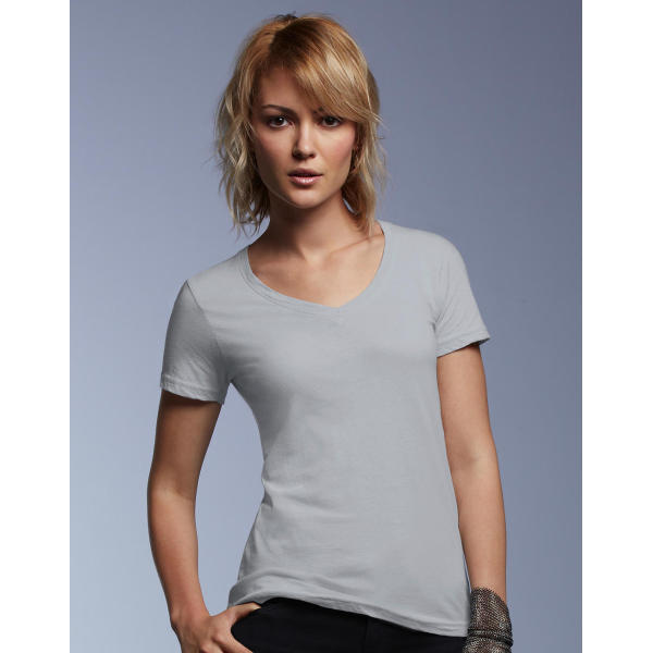 Women's Featherweight V-Neck Tee