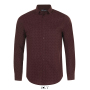 Becker Men, Oxblood/White, 3XL, Sol's