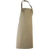 Colours bib apron green olive one size
