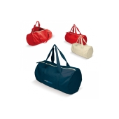 Bowling tas canvas rood