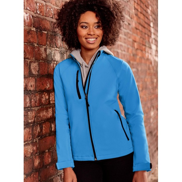 Ladies' softshell jacket