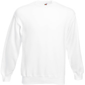 Classic set-in sweat (62-202-0) white 4xl