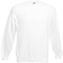 Classic set-in sweat (62-202-0) white '4xl
