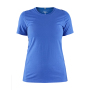 Craft Deft 2.0 tee wmn Swe. blue xs