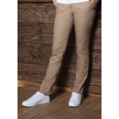 Ladies' Chino Trouser Modern-Stretch