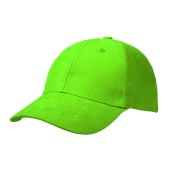 Basic Brushed Cap Lime
