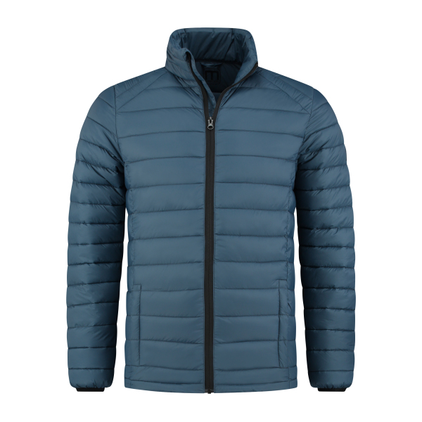Macseis Jacket Down Tech Jet for him Blue Navy