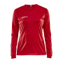 Craft Squad solid jersey LS wmn bright red xxl