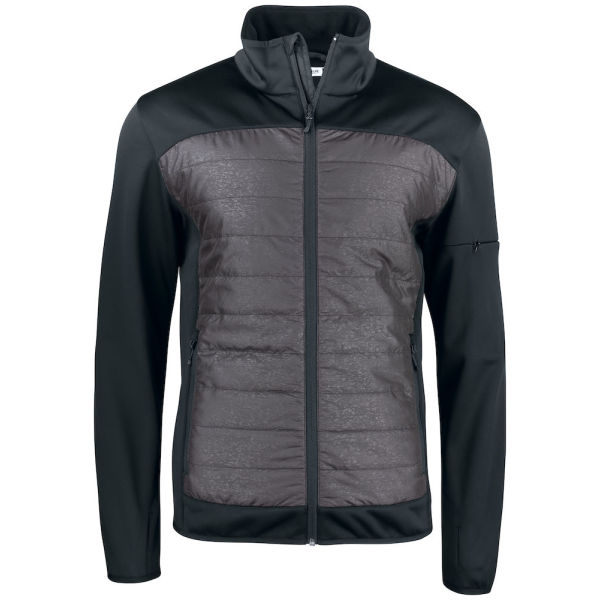 Clique Custer Light Padded Fleece Jacket Jackets