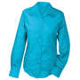 Ladies' Promotion Blouse Long-Sleeved turquoise