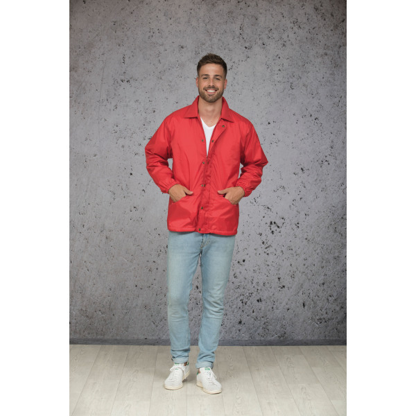 L&S Coachjacket nylon