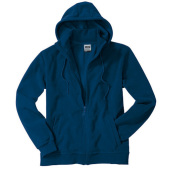 Microfleece Hooded Jacket